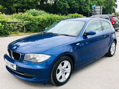 BMW 1 Series Hatchback 2.0 118i SE 3dr