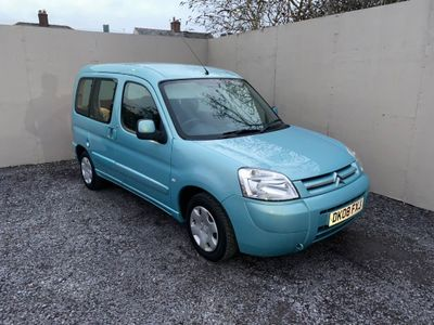 Citroen Berlingo MPV 1.4 Forte Multispace 5dr