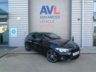 BMW 1 Series Hatchback 1.5 118i M Sport Shadow Edition Sports Hatch Auto (s/s) 3dr