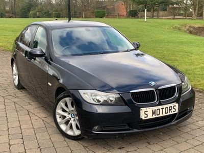 BMW 3 Series Saloon 2.0 318d Edition ES 4dr