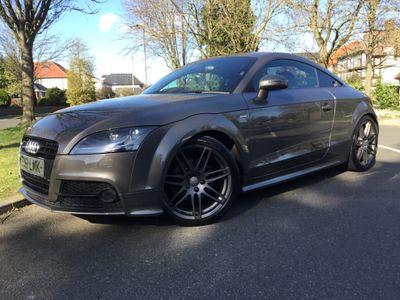 Audi TT Coupe 2.0 TFSI Black Edition S Tronic 2dr
