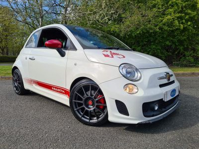 Abarth 500 Hatchback 1.4 T-Jet (Esseesse) 3dr