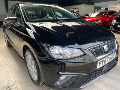 SEAT Ibiza Hatchback 1.0 TSI SE Technology (s/s) 5dr