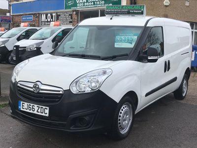 Vauxhall Combo Panel Van 1.3 CDTi 2300 16v Panel Van L2 H1