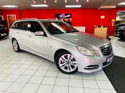 Mercedes-Benz E Class Estate 2.1 E220 CDI BlueEFFICIENCY SE (Executive) G-Tronic 5dr