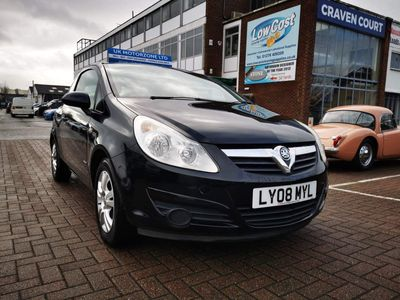 Vauxhall Corsa Hatchback 1.2 i 16v Breeze 3dr