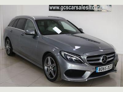 Mercedes-Benz C Class Estate 2.1 C300dh AMG Line G-Tronic+ (s/s) 5dr