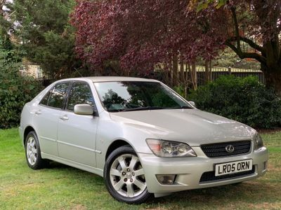 Lexus IS 200 Saloon 2.0 4dr
