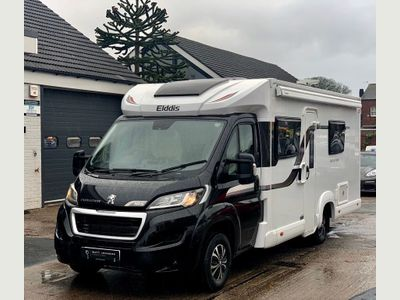 Elddis Evolution 185 Coach Built