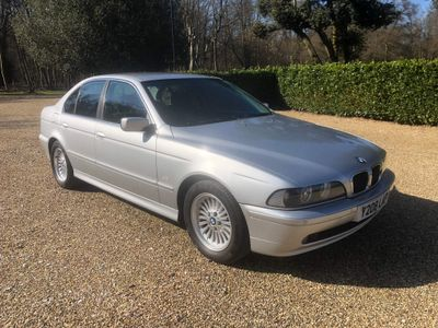 BMW 5 Series Saloon 2.2 520i SE 4dr