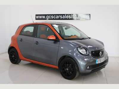 Smart forfour Hatchback 1.0 Edition 1 (s/s) 5dr