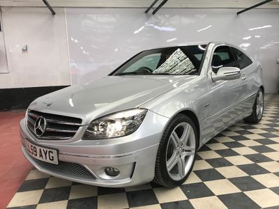 Mercedes-Benz CLC Class Coupe 1.6 CLC160 BlueEFFICIENCY Sport 2dr