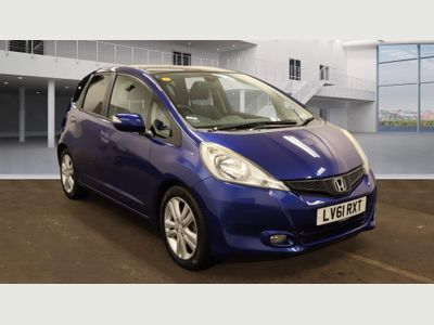 Honda Jazz Hatchback 1.4 i-VTEC EXL-T 5dr (leather)