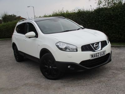 Nissan Qashqai+2 SUV 1.6 dCi Tekna 4WD (s/s) 5dr