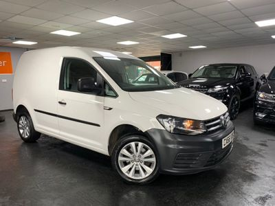 VOLKSWAGEN CADDY Panel Van 2.0 TDI BlueMotion Tech C20 Startline 5dr (EU6)