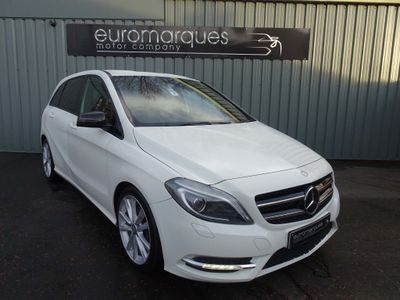 Mercedes-Benz B Class Hatchback 1.8 B180 CDI BlueEFFICIENCY Sport 7G-DCT (s/s) 5dr