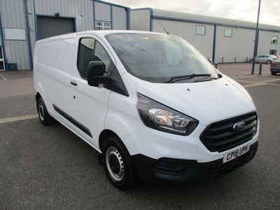 Ford Transit Custom Panel Van 2.0 TDCi 300 L2H1 5dr