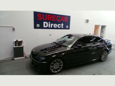 BMW 3 Series Coupe 3.0 330Ci M Sport 2dr