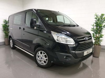 Ford Transit Custom Other 2.2 TDCi 290 L1H1 Limited Double Cab-in-Van 6dr