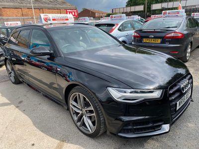 Audi A6 Avant Estate 1.8 TFSI Black Edition Avant S Tronic (s/s) 5dr