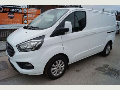 Ford Transit Custom Panel Van 2.0TDCi 300 130 LIMITED VAN (EURO6)