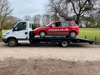 Iveco Daily Vehicle Transporter 50C17 CAR TRANSPORTER