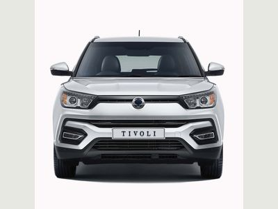 SsangYong Tivoli SUV 1.6P EX (s/s) 5dr