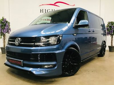 Volkswagen Transporter Panel Van ABT STYLING