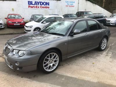 MG ZT Saloon 2.5 160 4dr