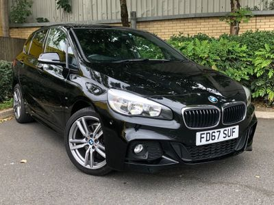 BMW 2 Series Active Tourer MPV 1.5 216d M Sport Active Tourer Auto (s/s) 5dr