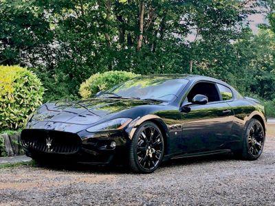 Maserati Granturismo Coupe 4.7 V8 S MC Shift 2dr EU4
