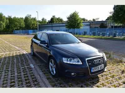 Audi A6 Avant Estate 2.7 TDI S line quattro 5dr