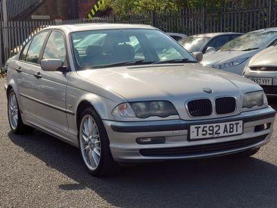 BMW 3 Series Saloon 1.9 318i SE 4dr