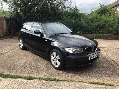 BMW 1 Series Hatchback 2.0 116d ES 5dr