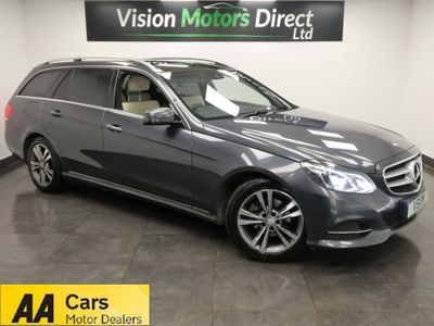 Mercedes-Benz E Class Estate 2.1 E220 CDI BlueTEC SE (Premium Plus) 7G-Tronic Plus 5dr