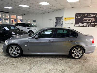 BMW 3 Series Saloon 2.0 318d Modern 4dr