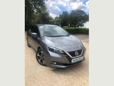 Nissan Leaf Hatchback 40kWh N-Connecta Auto 5dr