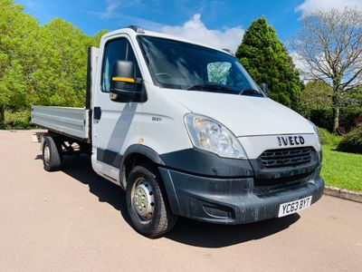 Iveco Daily Chassis Cab 2.3 TD 35S13 LWB DriveAway Dropside 2dr