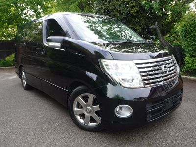 Nissan Elgrand MPV Highway Star 2.5 v6 Tiptronic 7 Seats
