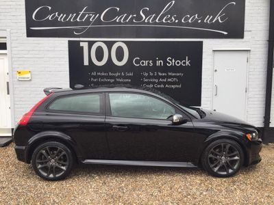 Volvo C30 Coupe 2.5 T5 R-Design Sport Geartronic 2dr