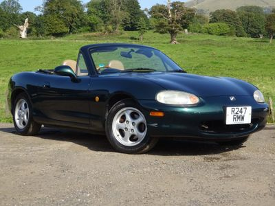 Mazda MX-5 Convertible 1.8 S 2dr