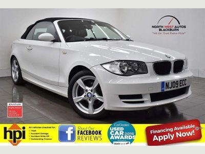 BMW 1 Series Convertible 2.0 118i ES 2dr