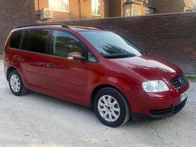Volkswagen Touran MPV 1.6 S 5dr (5 Seats)