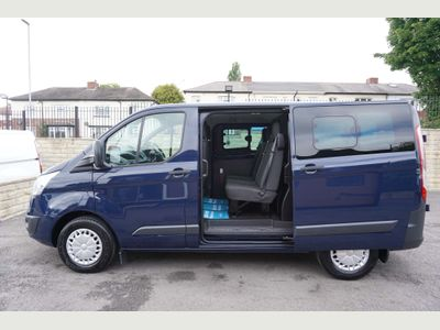 Ford Transit Custom Other 2.2 TDCi 310 Trend Double Cab-in-Van L2 H1 5dr