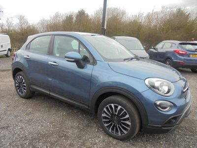 Fiat 500X SUV 1.3 FireFly Turbo MultiAir City Cross DCT (s/s) 5dr