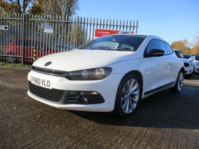 Volkswagen Scirocco Coupe 2.0 TDI GT 3dr