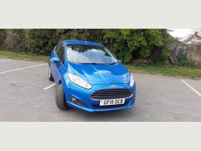 Ford Fiesta Hatchback 1.0 EcoBoost Zetec (s/s) 3dr