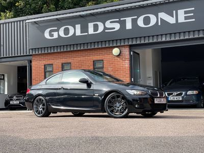 BMW 3 Series Coupe 3.0 335d M Sport 2dr