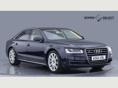 Audi A8 Saloon 4.2 TDI Sport Executive Tiptronic quattro 4dr