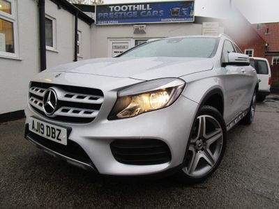 Mercedes-Benz GLA Class SUV 1.6 GLA200 AMG Line (s/s) 5dr